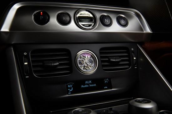 Fisker Aston Martin Vanquish Thunderbolt Concept