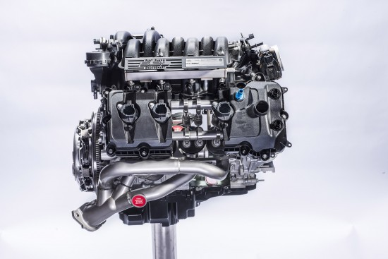 Ford 5-2-liter V8 Engine