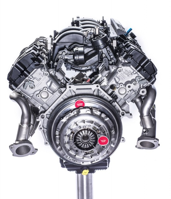 Ford 5-2-liter V8 Engine
