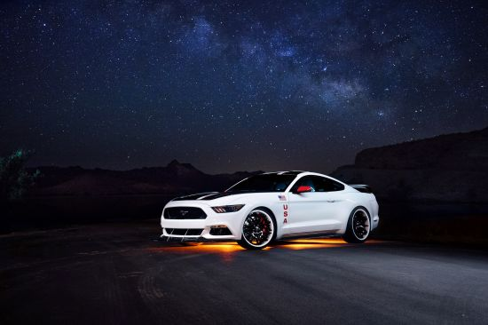 Ford Apollo Edition Mustang