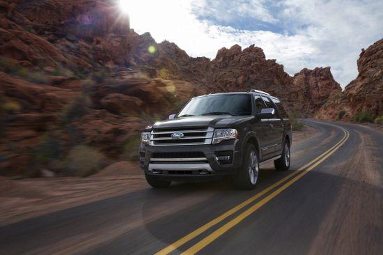 Ford Expedition EcoBoost V6