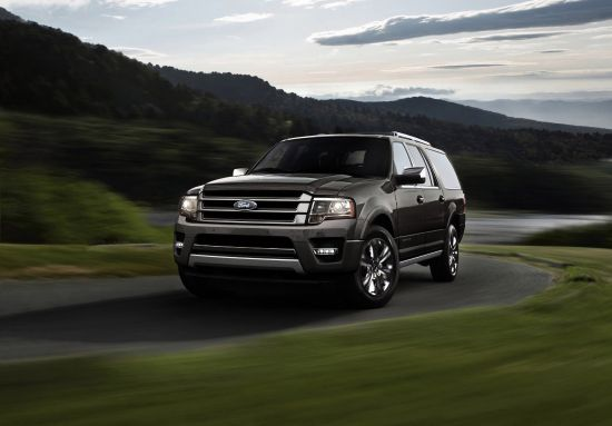 Ford Expedition EcoBoost V6