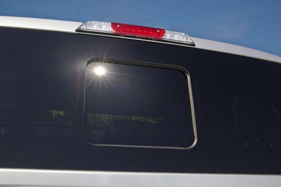 Ford F-150 window