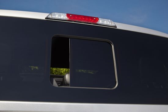 Ford F-150 window