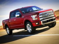 2015 Ford F-150 window, 1 of 4