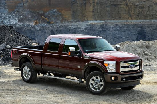 Ford F-250 Super Duty King Ranch FX4