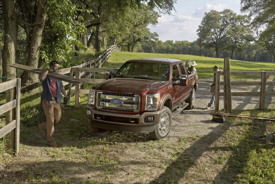 2015 Ford F-250 Super Duty HD Picture
