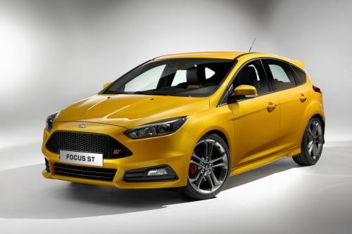 Форд Фокус ST - теперь официально представлен