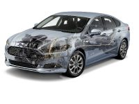 2015 Ford Mondeo Hybrid, 2 of 3