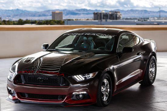 Ford Mustang GT King Cobra