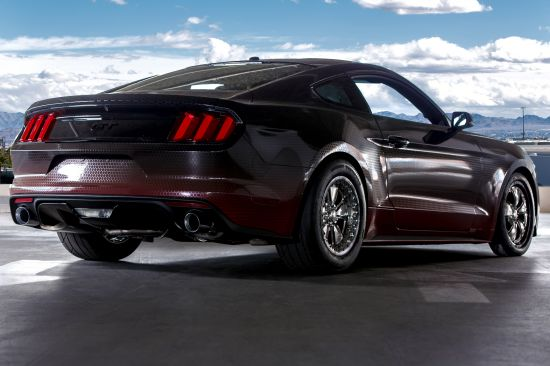 Ford Mustang GT King Cobra