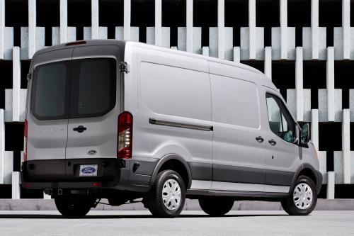 2015 Форд Транзит - производительность и эффективность