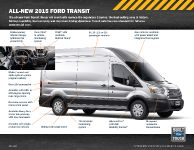 2015 Ford Transit, 2 of 3