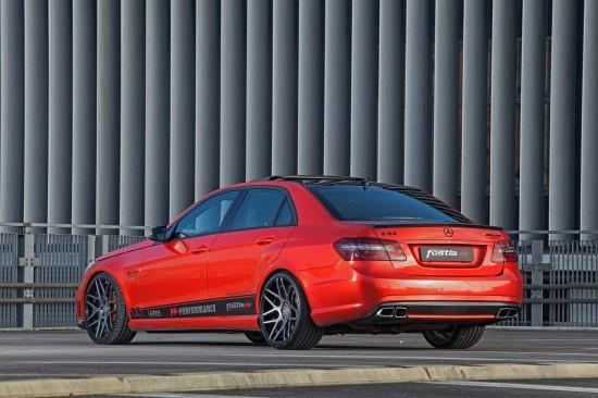 Fostla Mercedes-Benz E 63 AMG W212