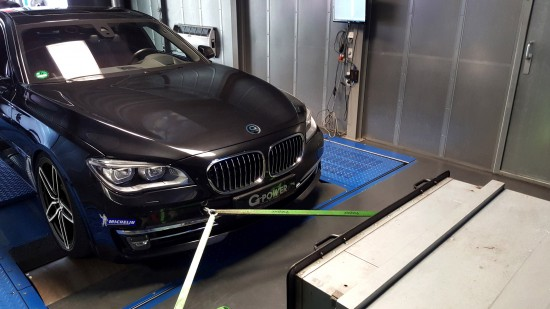G-Power BMW 760i F01