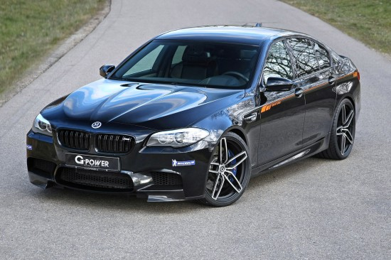 G-Power BMW F10 M5