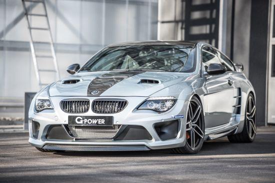 G-Power BMW G6M V10 Hurricane CS Ultimate
