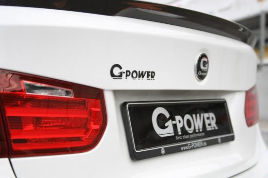 G-POWER BMW M3 F80