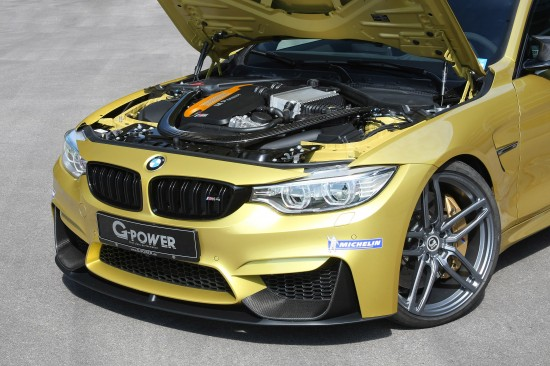G-Power BMW M4 F82 Bi-Tronik
