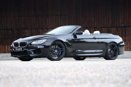 G-Power BMW M6 F12 Convertible