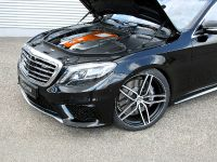 2015 G-POWER Mercedes-AMG S63, 7 of 14
