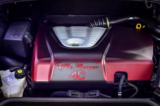 Garage Italia Customs Alfa Romeo 4C