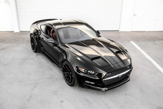 GAS-Fisker Ford Mustang Rocket