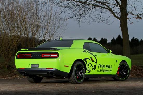 GeigerCars Dodge Challenger SRT Hellcat