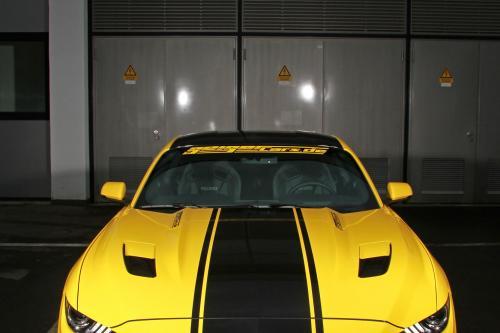 Понты или нестандартная форма Форд Мустанг Фастбэк GT Премиум