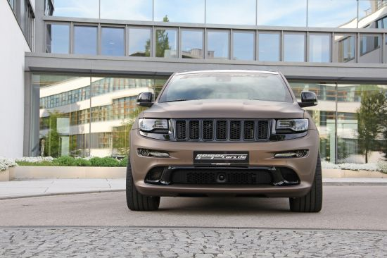 GeigerCars Jeep Grand Cherokee SRT