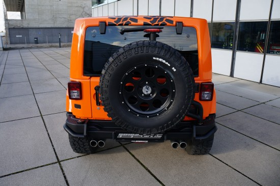 GeigerCars Jeep Wrangler Sport