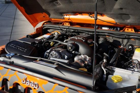 GeigerCars Jeep Wrangler Sport