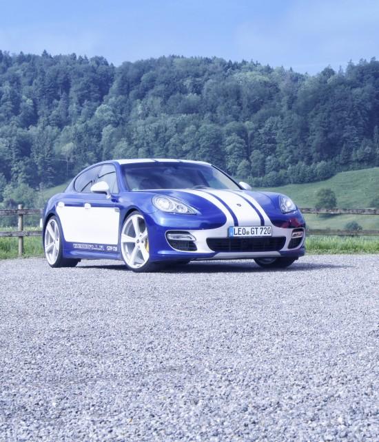 Gemballa GTP 720 Porsche Panamera