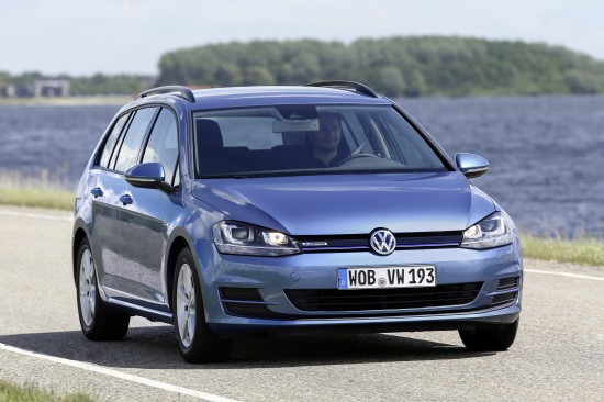 Golf Models With BlueMotion Engines