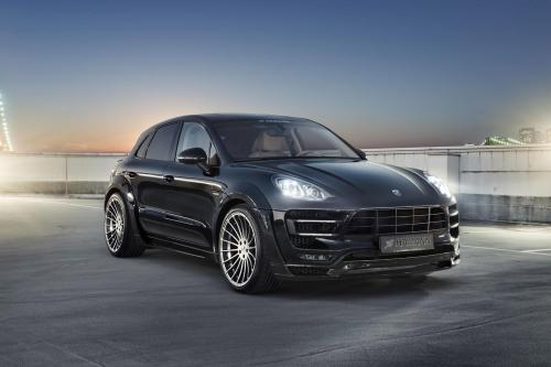 Hamann Porsche Macan S-Diesel