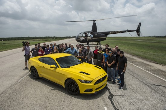 Hennessey Ford Mustang GT Supercharged