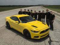2015 Hennessey Ford Mustang GT Supercharged , 14 of 27