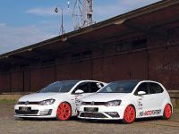 2015 HG-Motorsport Volkswagen Golf 7 GTI and Polo 6C GTI, 1 of 9