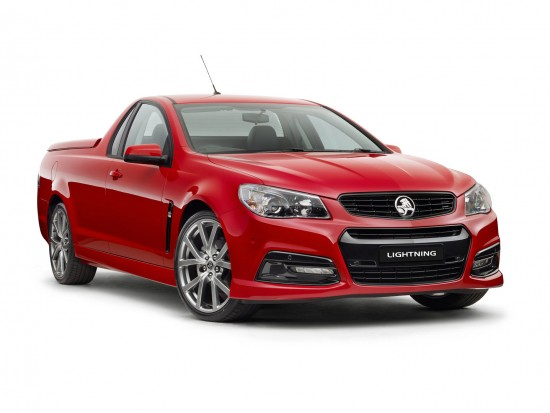 Holden Commodore SV6 Lightning Special Edition