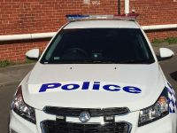 2015 Holden Cruze Victorian Police Vehicle, 2 of 3