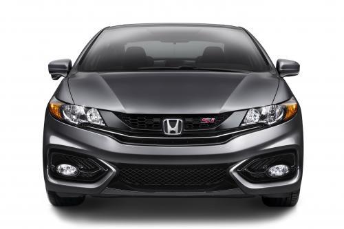 2015 Хонда Цивик Си купе и седан поступят в продажу