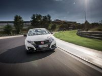 2015 Honda Civic Type R at famous race tracks , 4 of 19