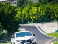 2015 Honda Civic Type R at famous race tracks , 5 of 19