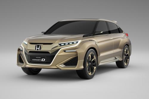 Концепт  Honda D