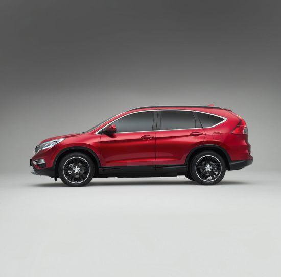 Honda CR-V Prototype