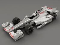 2015 Honda Indy Car Aero kit, 2 of 4