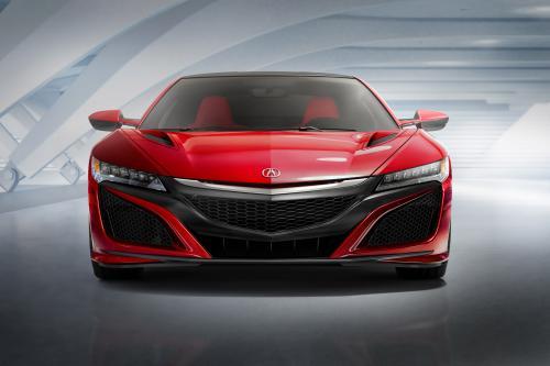 Хонда NSX (новое решение)