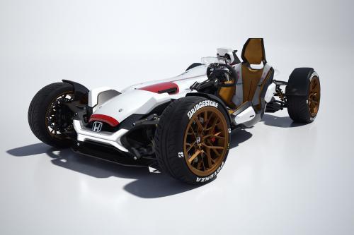 Хонда проект 2&4 сочетает в себе лучшие моторы и машины для бесконечного удовольствия