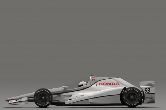 Honda Speedway Aero Kit