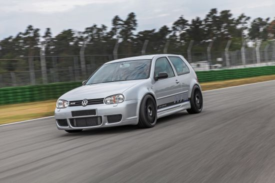 HPerformance Volkswagen Golf R32